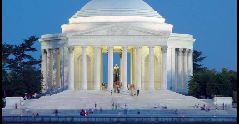 Мемориал Джефферсона. Вашингтон