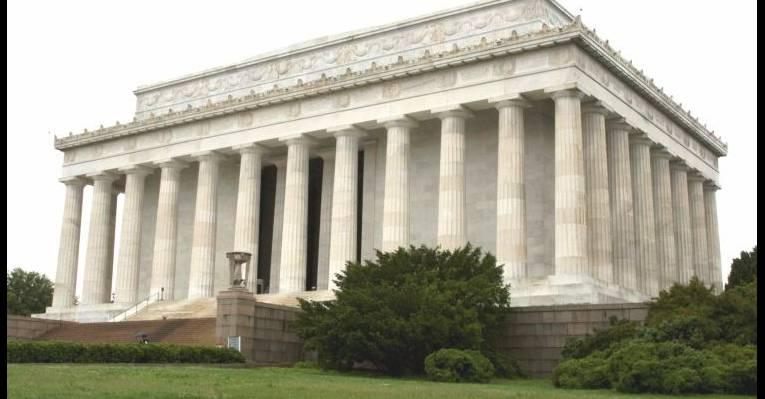 Мемориал Линкольна. Вашингтон