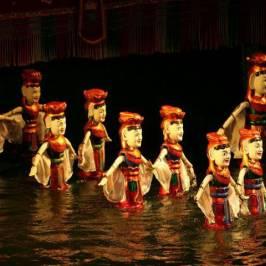 Водный театр марионеток