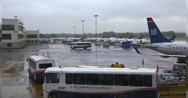 Национальный аэропорт им. Рональда Рейгана. Вашингтон