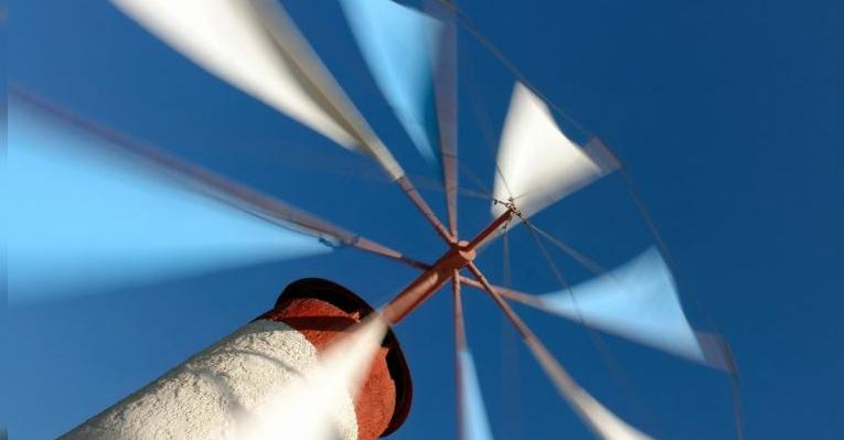 Долина ветряных мельниц