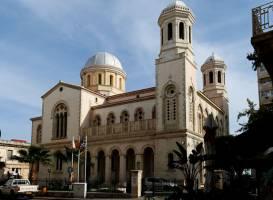 Кафедральный собор Агиа–Напа