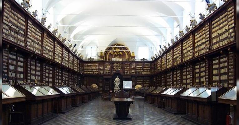Национальная центральная библиотека Рима
