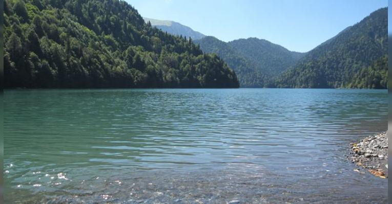 Рицинский реликтовый национальный парк. Абхазия