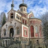 Православная церковь Святого Владимира