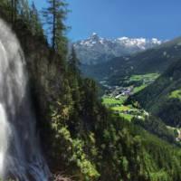 Водопад Штубенфолл