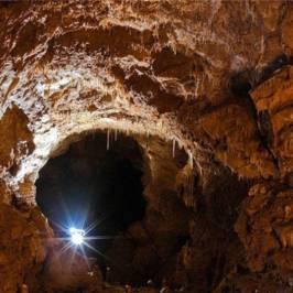 Пещера Мегара