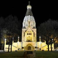 Свято-Алексиевский храм-памятник Русской Славы