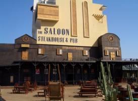 Ресторан Saloon