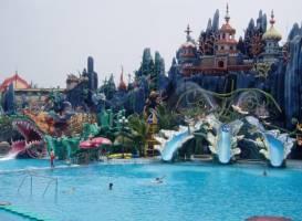 Парк развлечений Suoi Tien