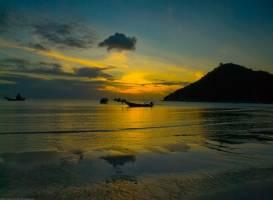 Пляж Тхонг Най Пан Йай
