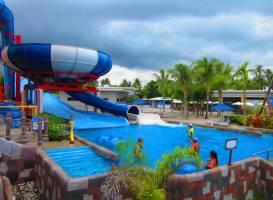 Водный парк Splash Jungle