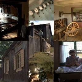 Музей ремесел Луостаринмаки