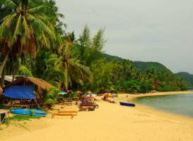 Пляж Клонг Клой