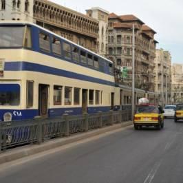Александрийский трамвай