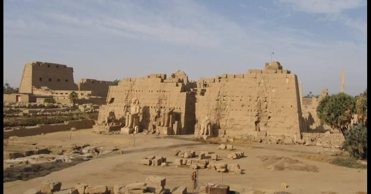 Храмовый комплекс Карнак