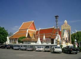 Храм Пханан Чоенг