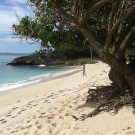 Пляж Кайо-Левантадо