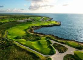 Поле для гольфа Corales