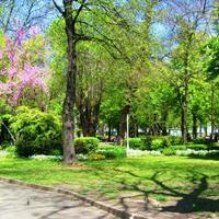 Приморский парк Морска градина