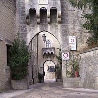 Ворота Сан-Франческо, или Ворота дель Локо
