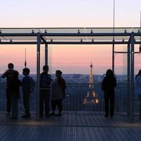 Смотровая площадка башни Монпарнас