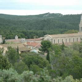 Аббатство Сен-Мишель-де-Фриголе