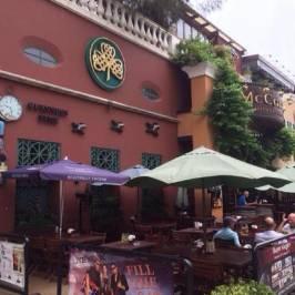McCawley's Irish Bar Futian