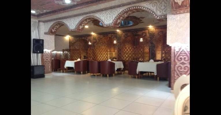рестораны в атырау фото