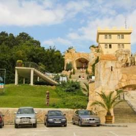 Парк водных аттракционов Акваполис