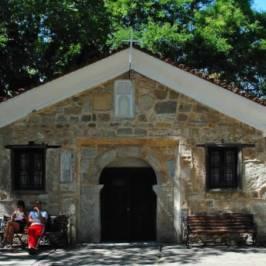 Церковь Святого Зосимы