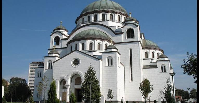Собор Святого Саввы. Белград