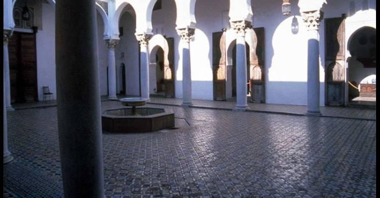 Дворец Дар-эль-Махзен