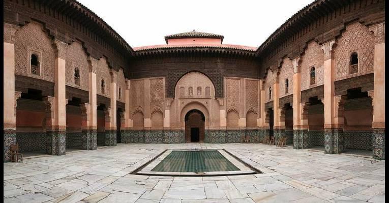 Мечеть Бен Юсуфа