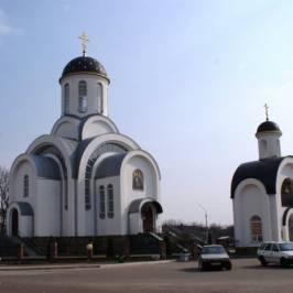 Свято-Евфросиньевская церковь в Ивенце