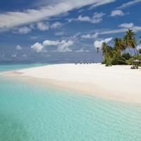 Пляж острова Хадахаа