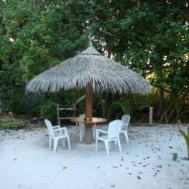 Cafe' Chucks на острове Himandhoo
