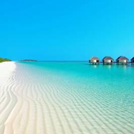 Пляж острова Хакура