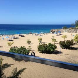 Пляж Плайя Алисия