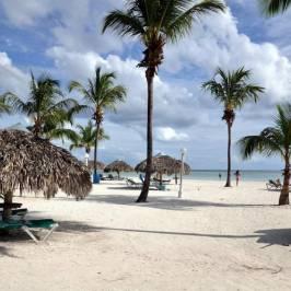 Пляж Playa Andres Boca Chica