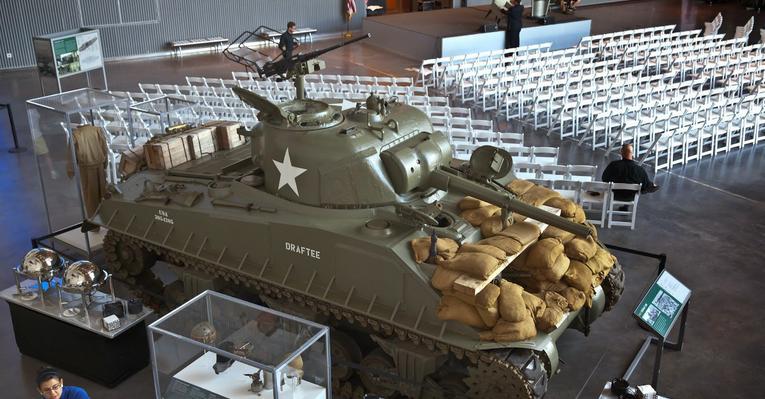 Национальный музей Второй мировой войны