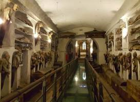 Catacombs of the Capuchins (Catacombe dei Cappuccini)