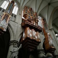 Брюссельский собор (Собор Святых Михаила и Гудулы в Брюсселе)