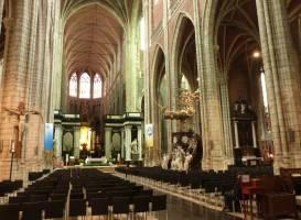 Кафедральный собор Св. Бавона