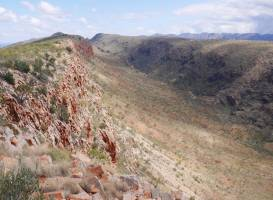 The Larapinta Trail