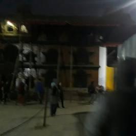 Площадь Хануман Дхока