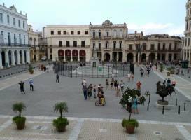 Старая Площадь (Пласа Вьеха)
