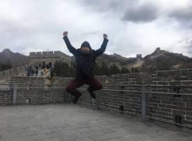 Участок Великой Китайской стены Бадалин