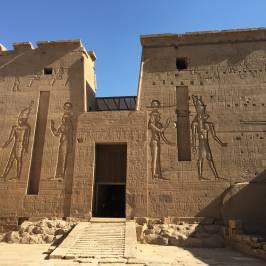 Храм в Филах