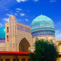 Мечеть Биби Ханум (Биби Ханым)